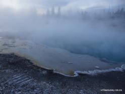 Jeloustono nacionalinis parkas. Yellowstone Lake area (17)