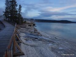 Jeloustono nacionalinis parkas. Yellowstone Lake area (21)