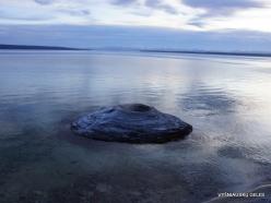 Jeloustono nacionalinis parkas. Yellowstone Lake area (25)
