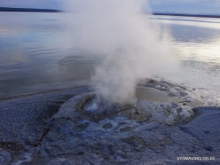 Jeloustono nacionalinis parkas. Yellowstone Lake area (28)