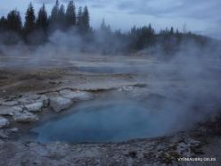 Jeloustono nacionalinis parkas. Yellowstone Lake area (3)