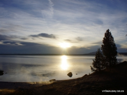 Jeloustono nacionalinis parkas. Yellowstone Lake area (31)