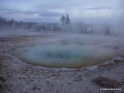 Jeloustono nacionalinis parkas. Yellowstone Lake area (6)