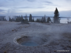 Jeloustono nacionalinis parkas. Yellowstone Lake area (7)