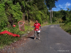 West Papua. Arfak Mountains. Meni. Our guide Robi (2)