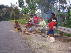 West Papua. Arfak Mountains. Meni. Papuan peoples (2)