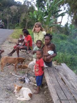West Papua. Arfak Mountains. Meni. Papuan peoples (3)