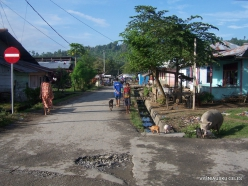 West Papua. Manokwari. Suburb of Papuan peoples (11)