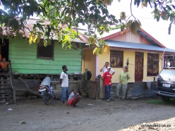 West Papua. Manokwari. Suburb of Papuan peoples (13)