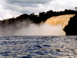 Canaima National Park. Lagoon of Canaima (3)
