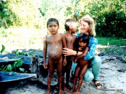 Delta Amacuro. Warao indigenous peoples (5)