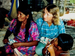 Delta Amacuro. Warao indigenous peoples (6)